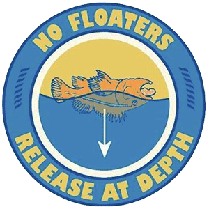 No Floaters - Release at Depth!