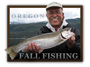 Oregon Game Fall Fishing
