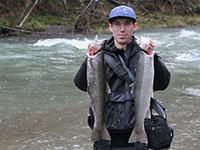 Odfw recreation report northwest zone for Alsea river fishing report