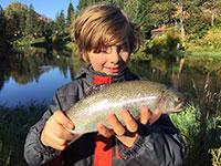 Odfw recreation report northwest zone for Henry hagg lake fishing