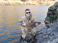 Steelhead on the Grand Ronde