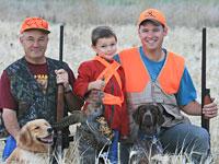 Phesant hunting
