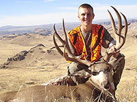 Brayden's buck