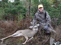 Nate's deer