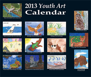 Youth Art Calendar