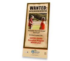 Wanted Brochure