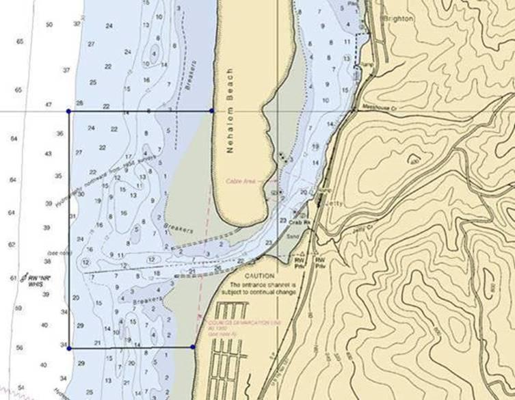 Nehalem Bay special ocean management area