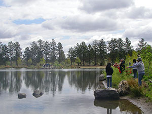 The Pine Nursery Pond In Bend Will Be Site Of A Free Odfw Youth Fishing Event On Saay May 17 Oregon Fish And Wildlife