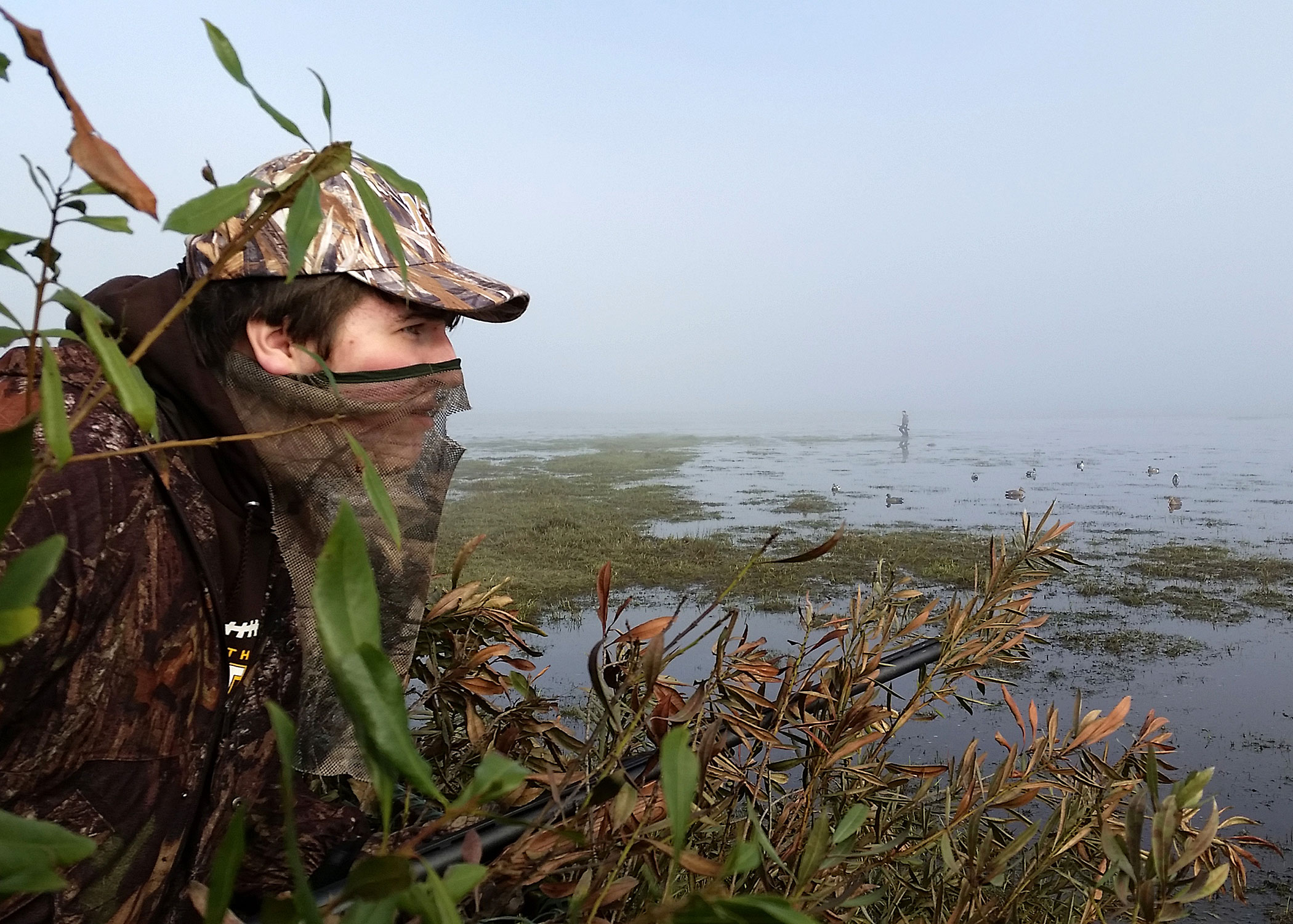New youth waterfowl hunt at tualatin river national for Tualatin river fishing