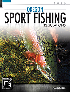 Oregon Sport Fishing Regulations