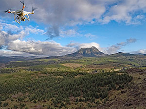 ODFW drone elk research project