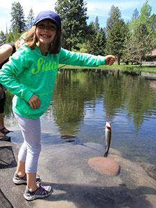 Shevlin Youth Pond