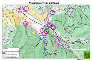 Trail Camera Map