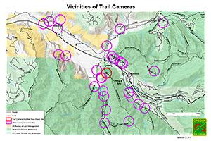 Trail Camera Map