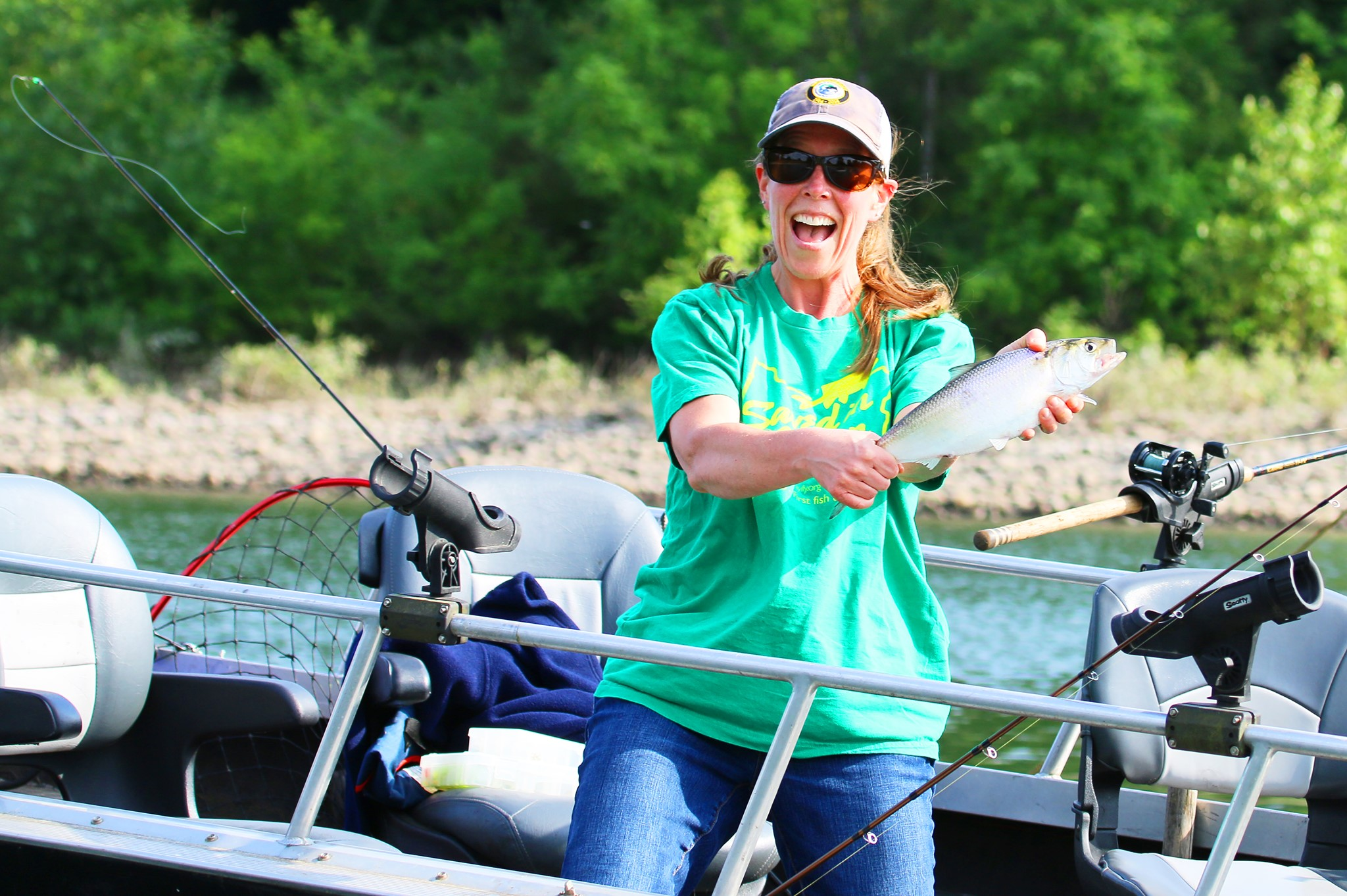 Free Fishing Weekend In Oregon June 1 2 Try Fishing At Events Around The State