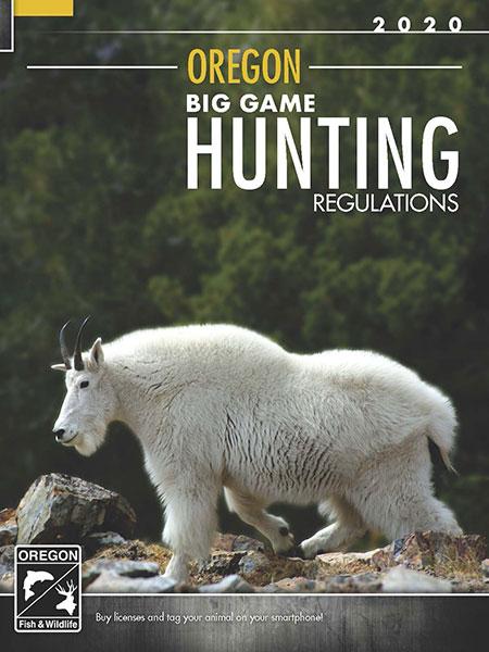General Hunting Regulations | Oregon Hunting Seasons ...
