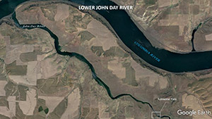 Lower John Day River