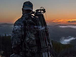 Saddle Mtn sunrise